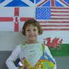 zwycięzca 1 miejsca w kategorii klas trzecich - Karina Ciężka klasa 3e