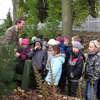 Lekcja przyrody - Ośrodek Edukacji Leśnej w Czeszewie