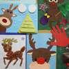 Konkurs plastyczny Świąteczny renifer