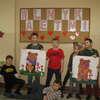 Walentynki w klasie IIIc