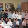 Wigilia w klasie IIIb