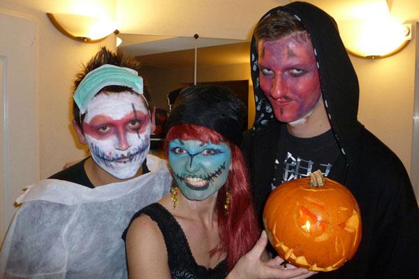 """The best Halloween costume – Konkurs """"Najlepszy kostium Halloween'owy"""""""