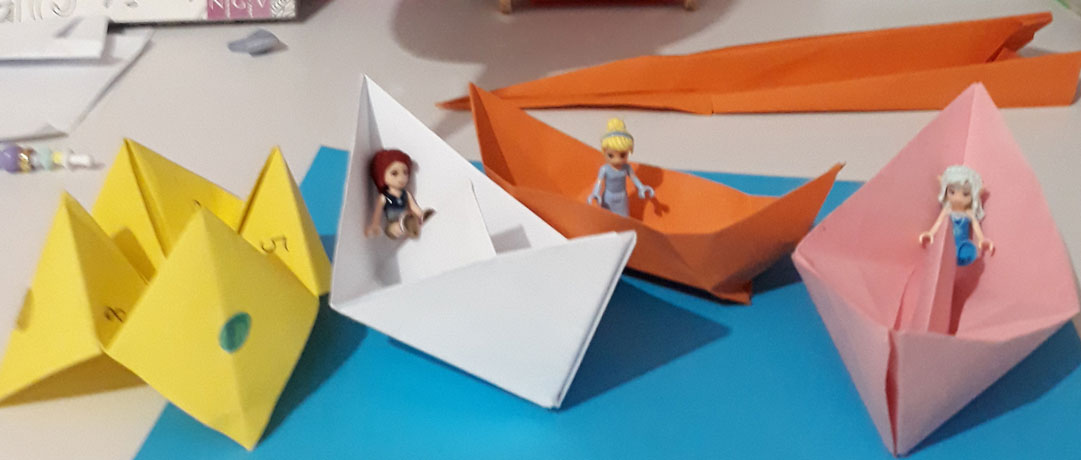 Origami klasa 3b