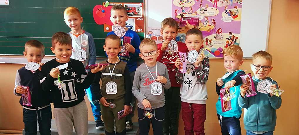 Dzień Chłopca w oddziale przedszkolnym Oa