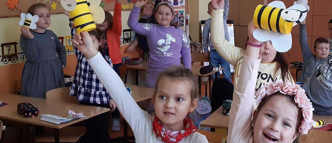 Ogólnopolski Dzień Głośnego Czytania w klasie Ic