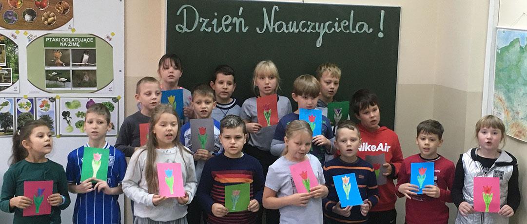 Dzień Edukacji Narodowej – klasa 2d