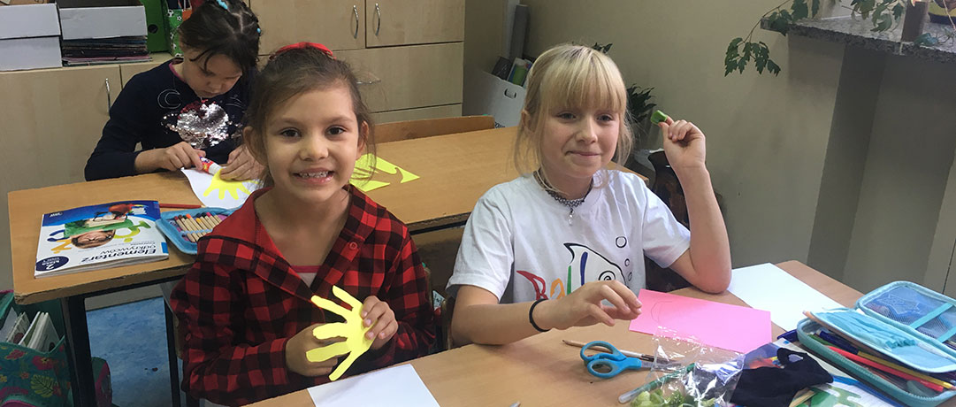 15 października – Światowy Dzień Mycia Rąk w klasie 2d