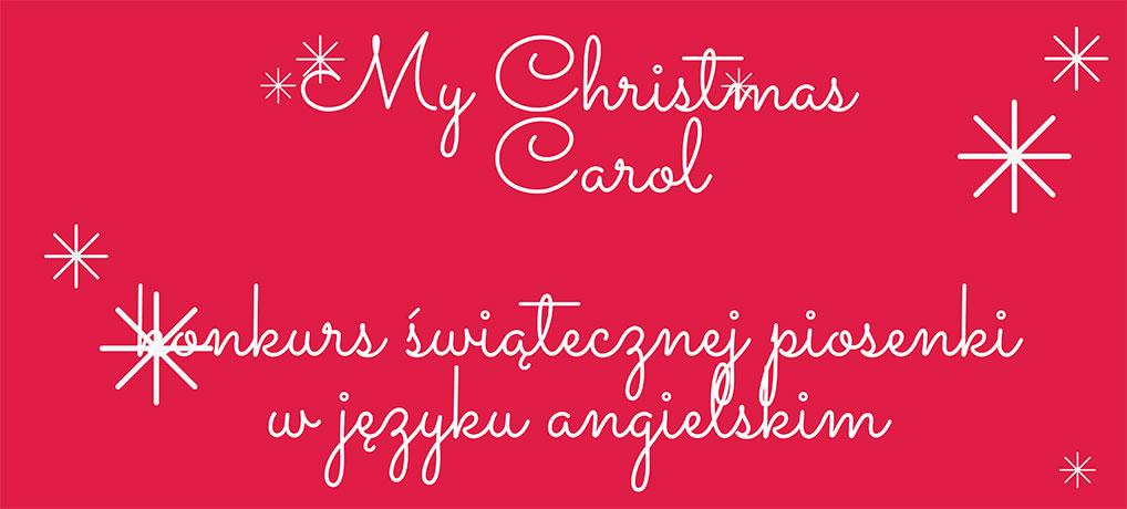 Konkurs My Christmas Carol