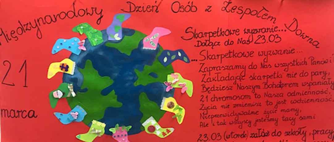 Międzynarodowy Dzień Osób z Zespołem Downa