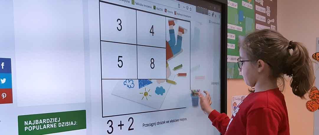 Dzień Matematyki w klasie 1c