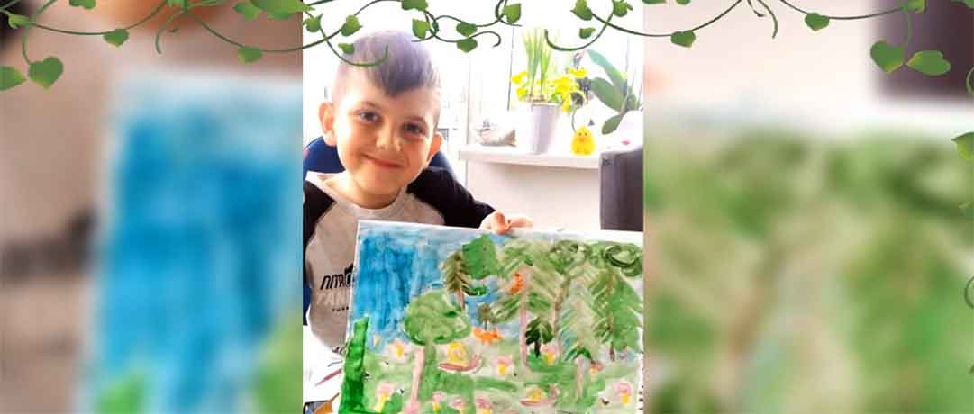 Uczymy się, jak dbać o środowisko – oddział przedszkolny 0a