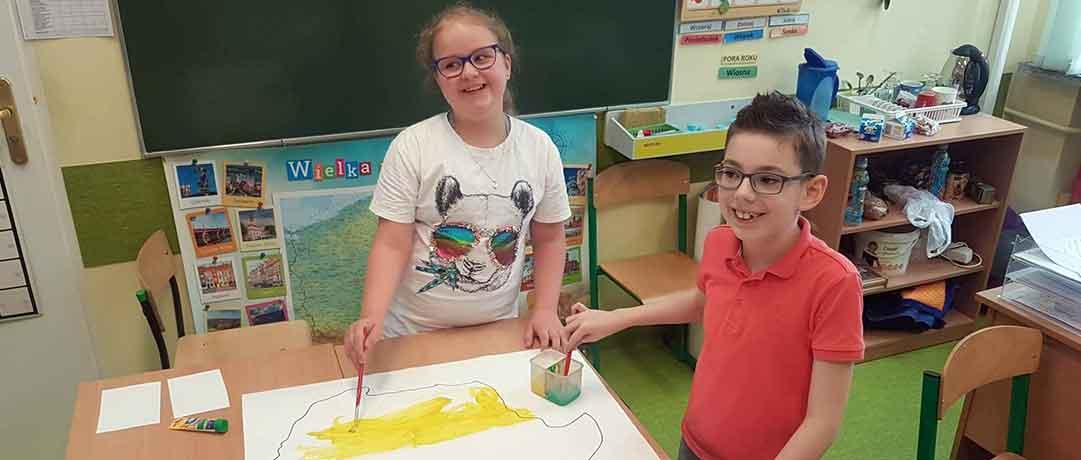 Międzynarodowy Dzień Pomocy Dzieciom Afrykańskim – klasa 3e